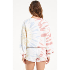 Z Supply Britton Tie-Dye Pullover