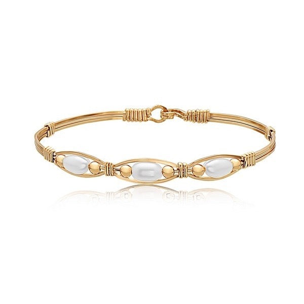 Ronaldo Bella Bracelet in Gold