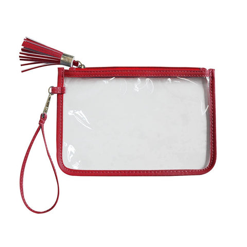 Mary Square Zipper Pouch