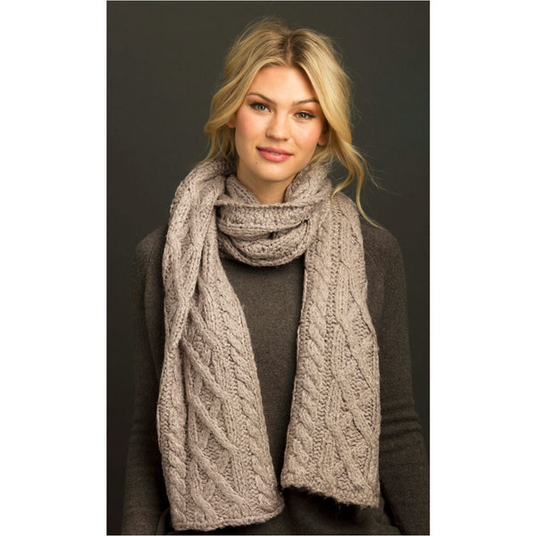 Marshmallow Sweet Dreams Scarf