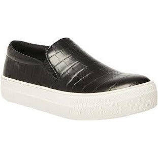 Matisse Gradient Sneaker in Black Snake