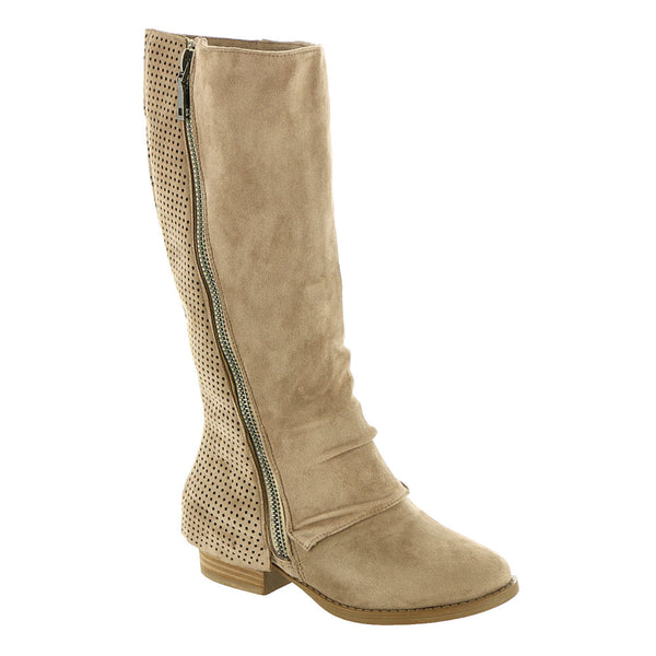 Unstructured Boots