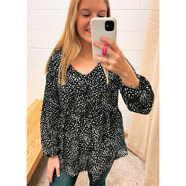 DoeSkin Nicole Blouse