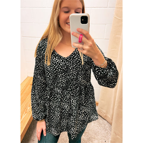 Italian Nights Blouse
