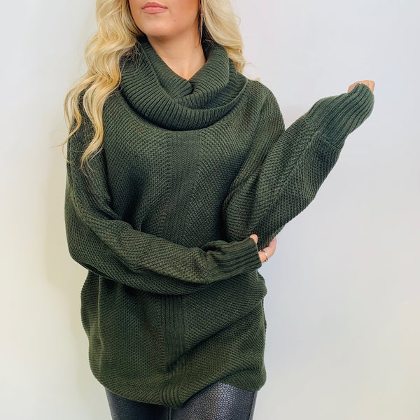 Autumn Crush Tunic Sweater