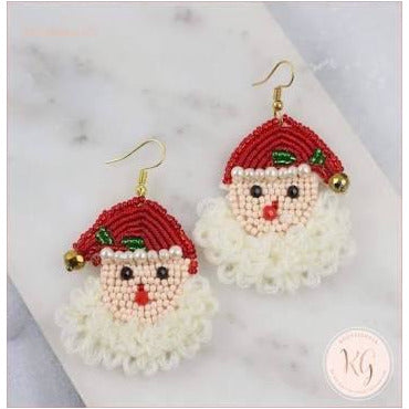 Caroline Hill Christmas Earrings