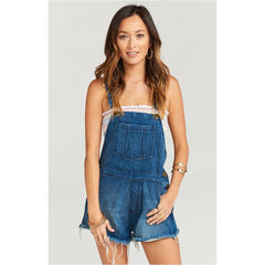 Show Me Your Mumu Georgia Overalls