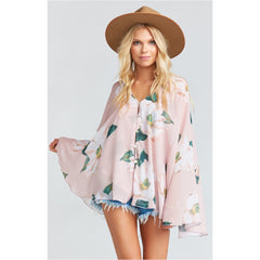 Show Me Your Mumu Butterfly Tunic-Southern Magnolia