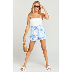 Show Me Your Mumu Sail Away Boardwalk Shorts