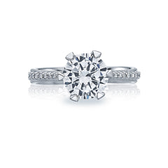 2507RD8,2507RD8 ring,2507RD8 Metal,2507RD8 diamond ring,tacori 2507RD8