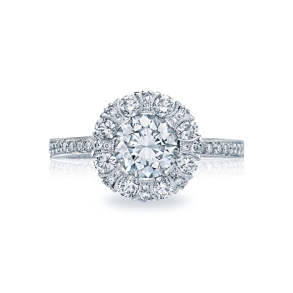 2642RD65,2642RD65 ring,2642RD65 Metal,2642RD65 diamond ring,tacori 2642RD65