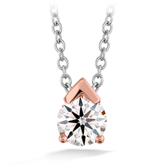 Aerial Single Diamond Pendant style AerialSDP