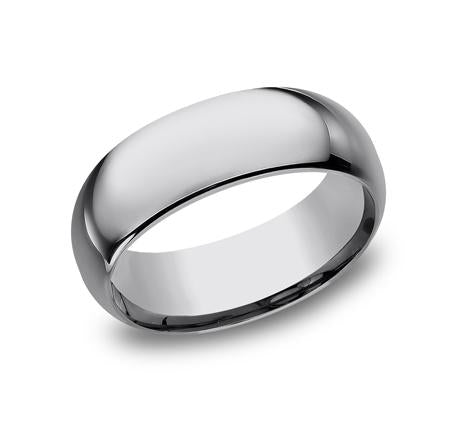 Forge Tungsten 8mm Ring SKU CF180TG