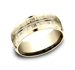 Ammara Stone Multi-Gold 8mm Ring SKU CF438185
