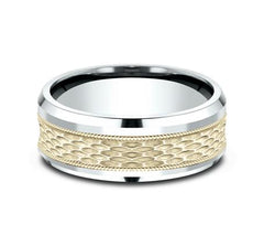 Ammara Stone Multi-Gold 8mm Ring SKU CF418497