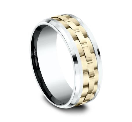 Ammara Stone Multi-Gold 8mm Ring SKU CF418672