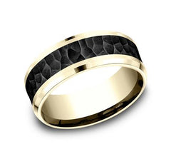 Ammara Stone Multi-Material 8mm Ring SKU CF448753BKTY