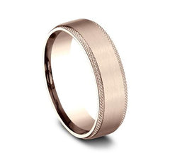 Ammara Stone Rose Gold 6.5mm Ring SKU CF4965749R
