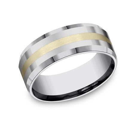 Forge Tungsten 8mm Ring SKU CF6842618KYTG