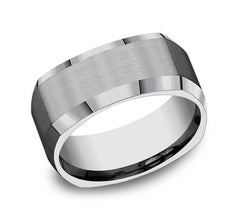 Forge Tungsten 9mm Ring SKU CF69480TG