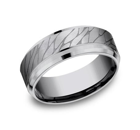 Ammara Stone Multi-Material 8mm Ring SKU CF948815GTAY