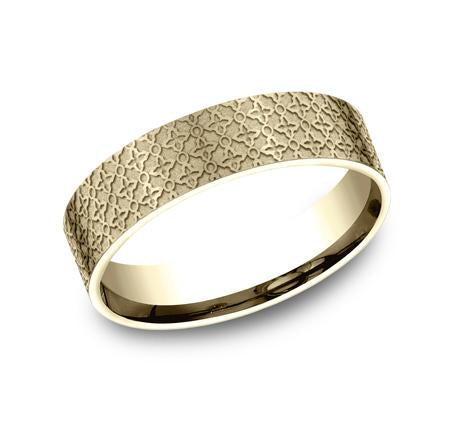 Ammara Stone Yellow Gold 6mm Ring SKU CF896853Y