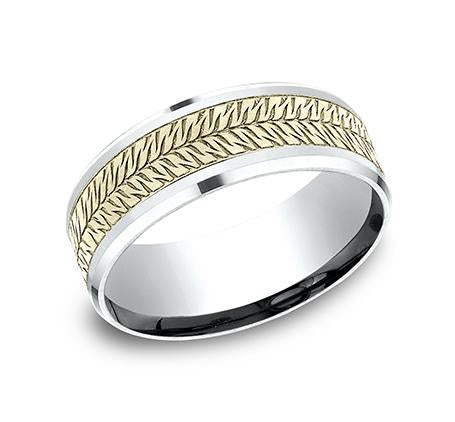 Ammara Stone Multi-Gold 8mm Ring SKU CF918830