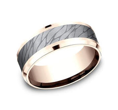 Ammara Stone Multi-Material 8mm Ring SKU CF968815GTAR
