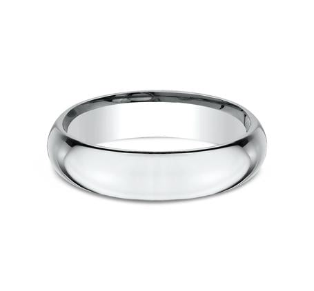 Benchmark Platinum 5mm Ring SKU HDCF150PT