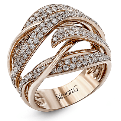 Simon G Ring Style #LP2231 - Fabled Collection