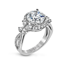 Simon G Ring Style #LP2301 - Passion Collection