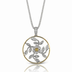 Simon G Vintage Pendant - #MP1000 - Garden Collection