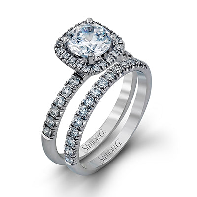 Simon G Ring Style # MR2132 - Passion Collection