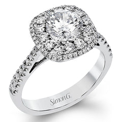 Simon G Ring Style # MR2827-A - Modern Enchantment Collection