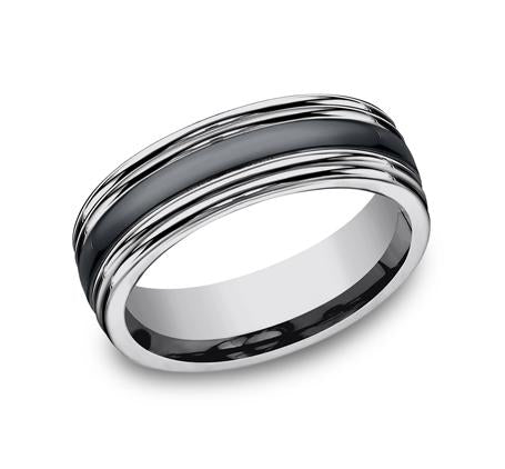 Forge Tungsten 7mm Ring SKU RECF77863CMTG