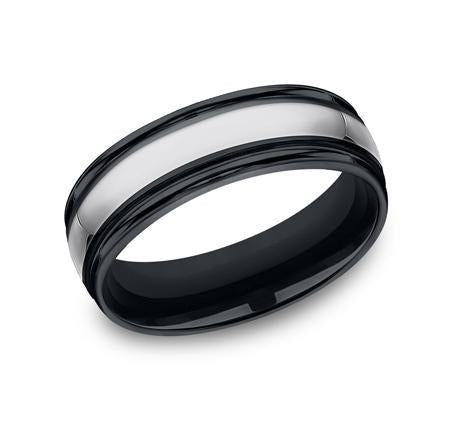 Forge Tungsten 7mm Ring SKU RECF77864CMTG