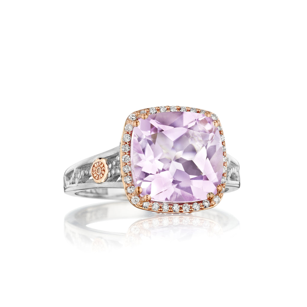 Lilac Blossoms Ring Style # SR226P13