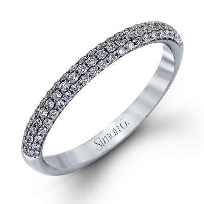 Simon G Wedding Set Style #TR431- Modern Enchantment Collection