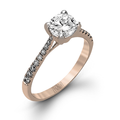 Zeghani Engagement Ring - #ZR752