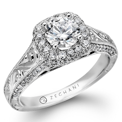 Zeghani Engagement Ring - #ZR941