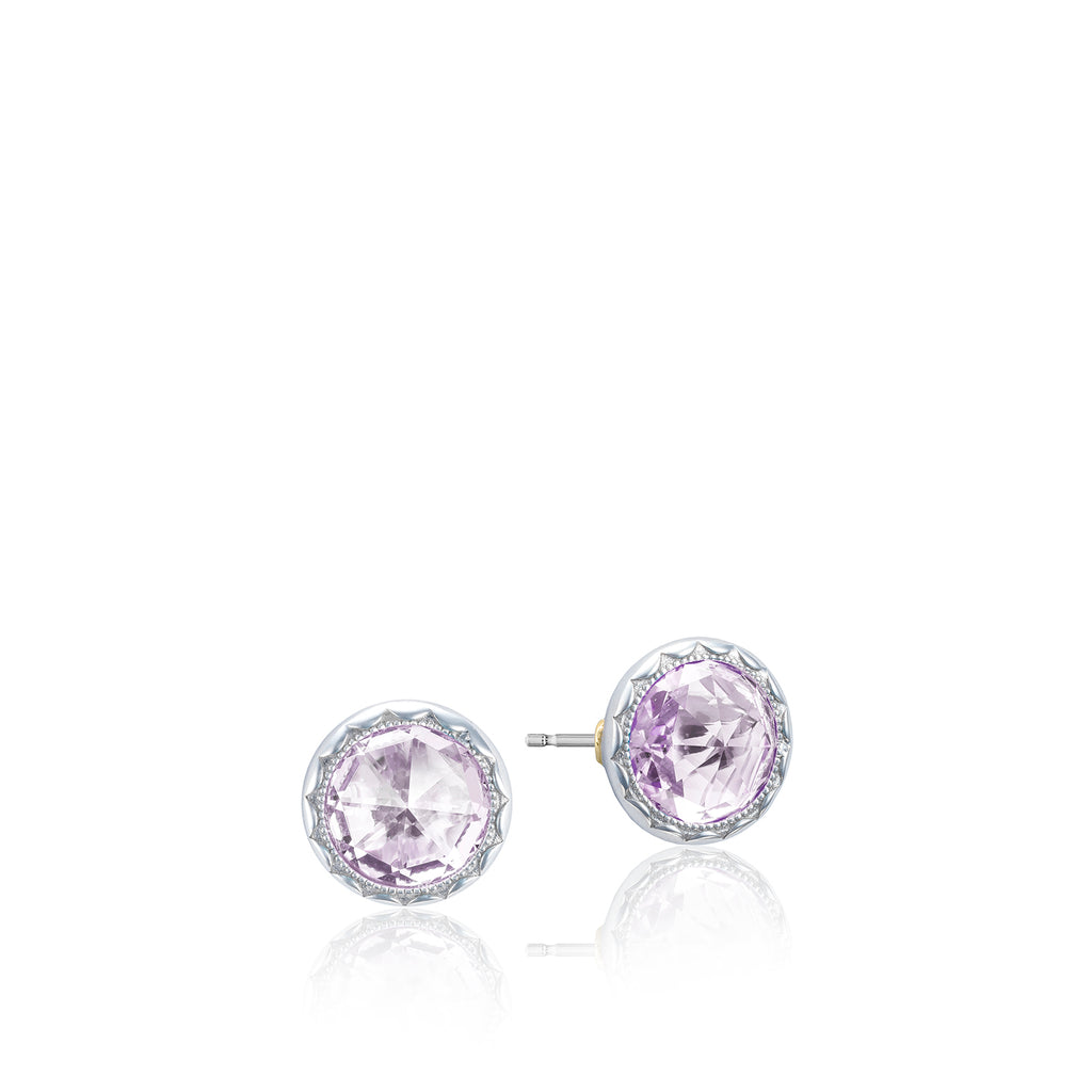 Lilac Blossoms Earrings Style # SE21513