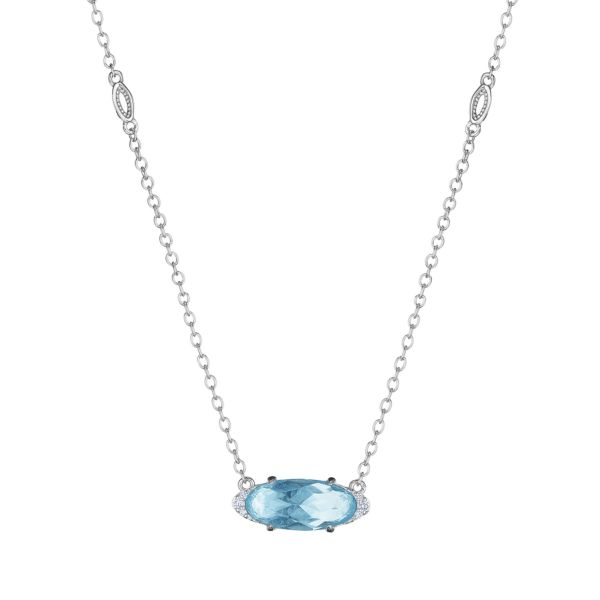 Horizon Shine Necklace Style #SN23302