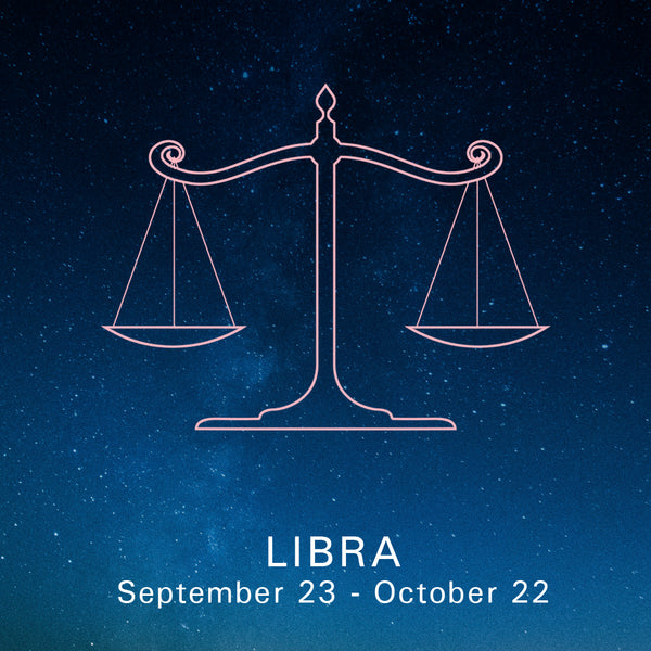 Libra September 23 to October 22