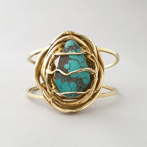 Angel's Nest Turquoise Cuff Limited Edition
