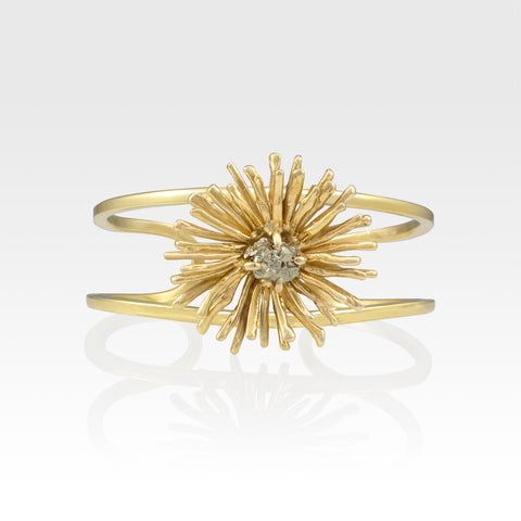 Chrysanthemum Cuff Small