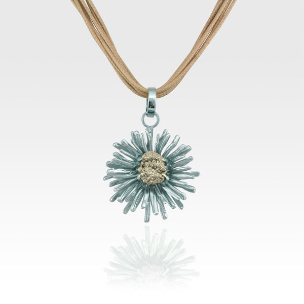 Chrysanthemum Pendant Small