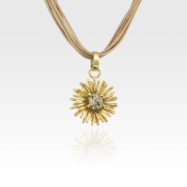 Chrysanthemum Pendant X-Small