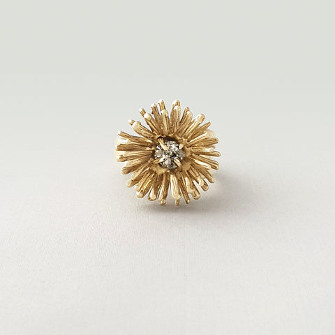 Chrysanthemum Ring Small