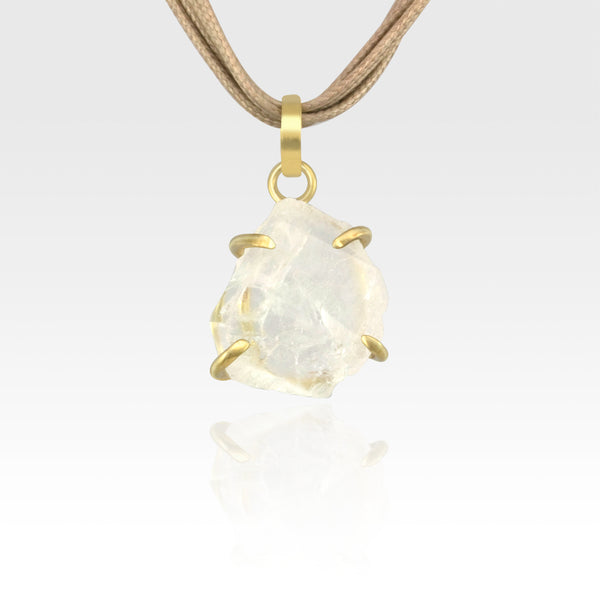 Faden Quartz Pendant Small