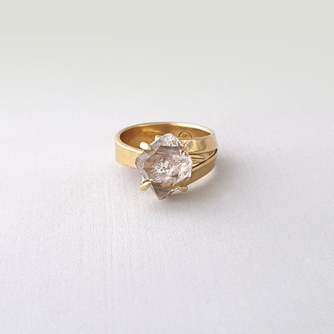 Himalayan Diamond Ring Small